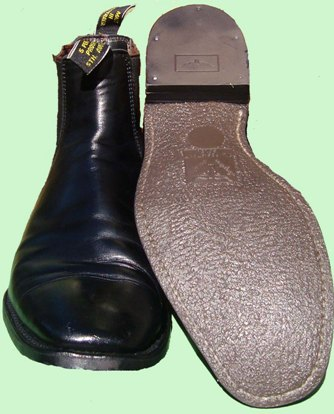 R M Williams Rubber Sole
