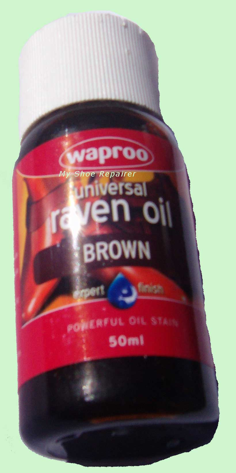 Raven Oil Brown